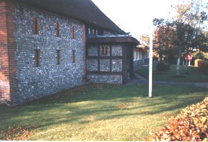 Jupps Barn - now part of the English Martyrs RC Church