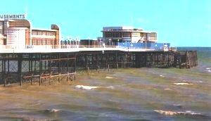 Worthing Pier - 13KB